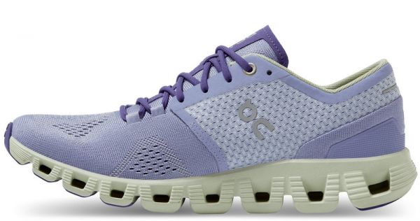 On Cloud X 2.0 Lavender/Ice