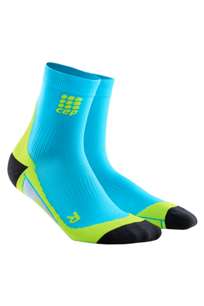 CEP Short Socks men hawaii blue/green