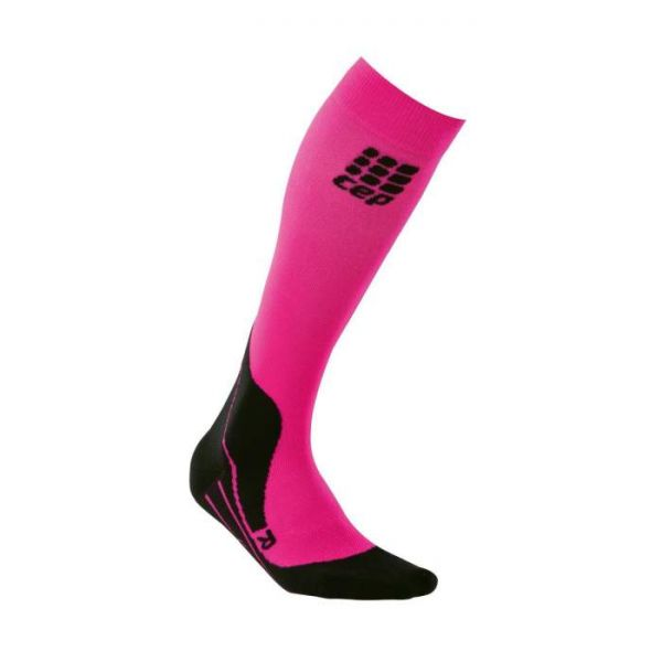 CEP Run Socks 2.0 women pink/black