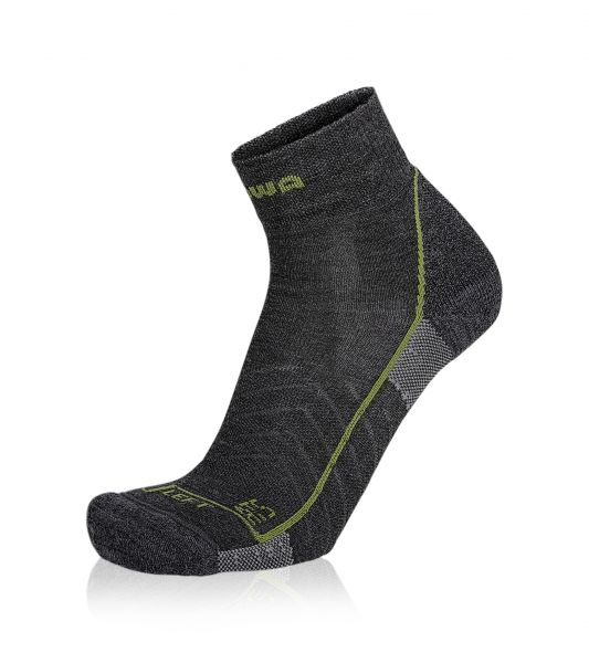 Lowa Socken All Terrain Sport grau/ anthrazit 785-20-0002