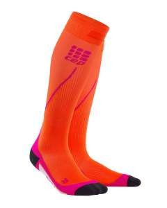 CEP Run Socks 2.0 women sunset/pink